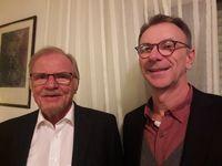 Burkhard Titz und Peter Becker