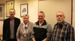 Peter Becker, Renate Kolbe, Hans-Joachim Mitze, Wolfram Krings